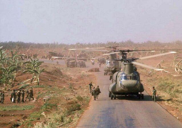 Situace ve Vietnamu 1975