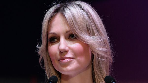Magdalena Ogóreková - Sputnik Česká republika