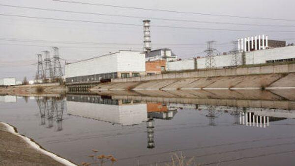 Černobylská jaderná elektrárna - Sputnik Česká republika