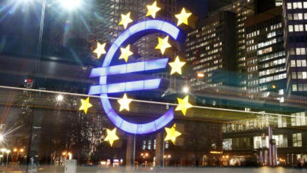 Symbol euro - Sputnik Česká republika