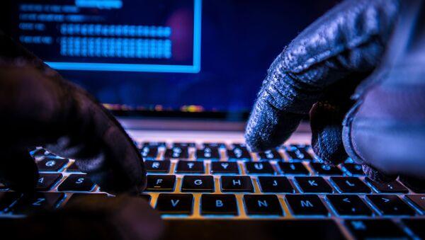 Hackeři prolomivší poštu Demokratické strany USA po sobě záměrně zanechali ruskou stopu - Sputnik Česká republika