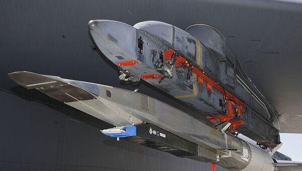 Hypersonická raketa X-51A - Sputnik Česká republika