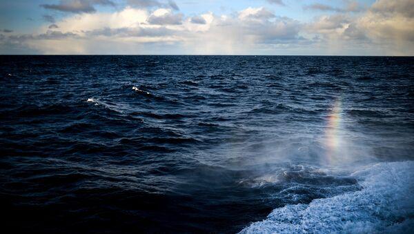 Barentsovo moře - Sputnik Česká republika