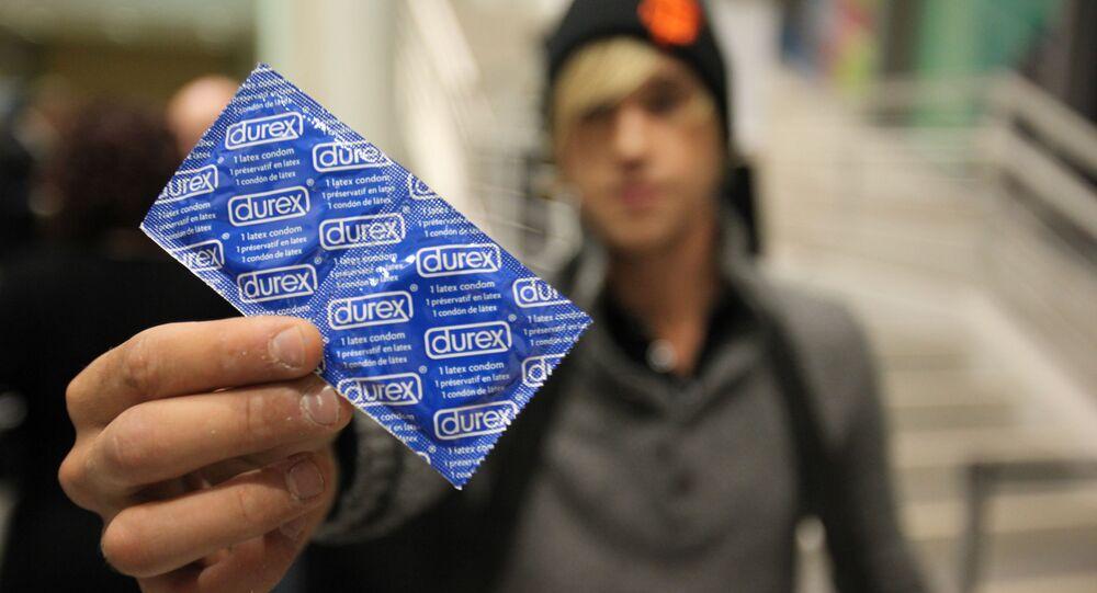 Prezervativy Durex