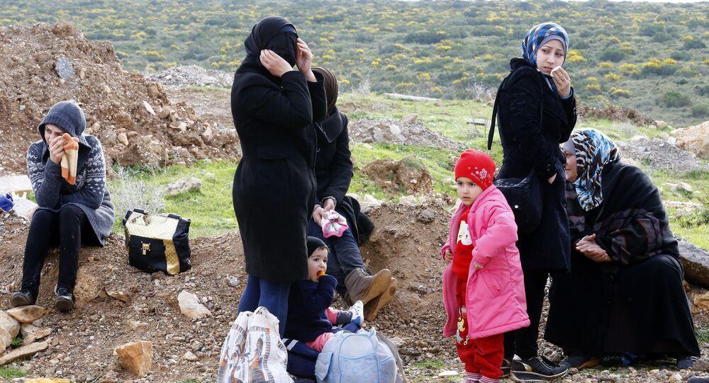 Syrští běženci v Turecku