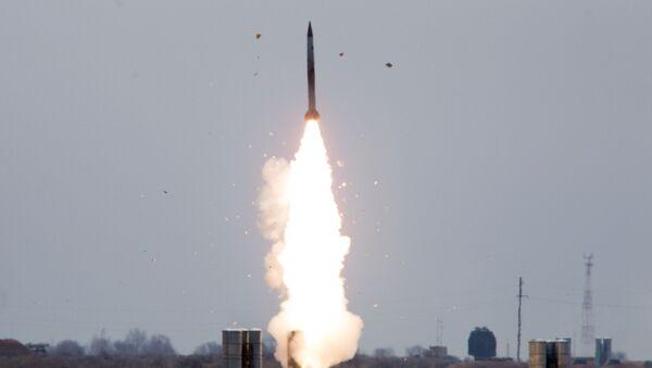 Start rakety - Sputnik Česká republika