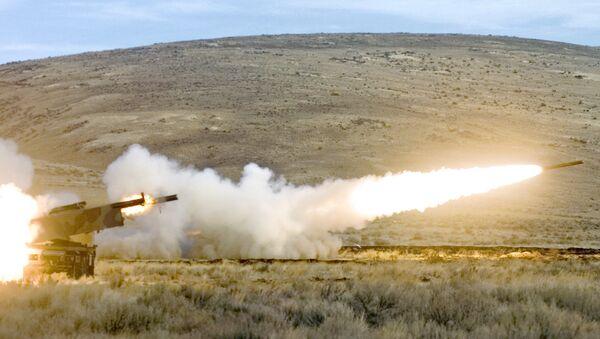 Raketomet HIMARS - Sputnik Česká republika