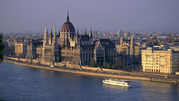 Pohled na Budapešť - Sputnik Česká republika