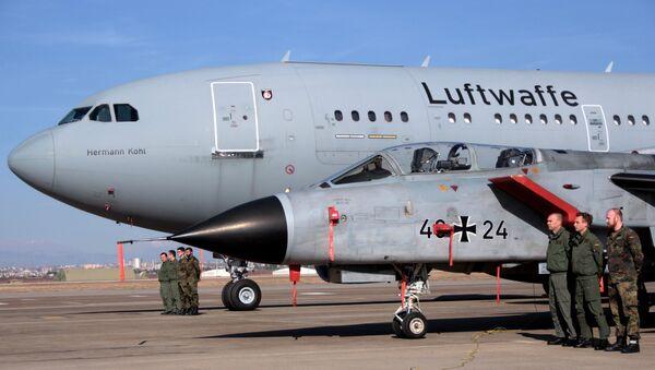 Německé letectvo na základně Incirlik - Sputnik Česká republika