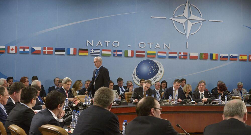 Zasedání Rady Rusko - NATO v Bruselu