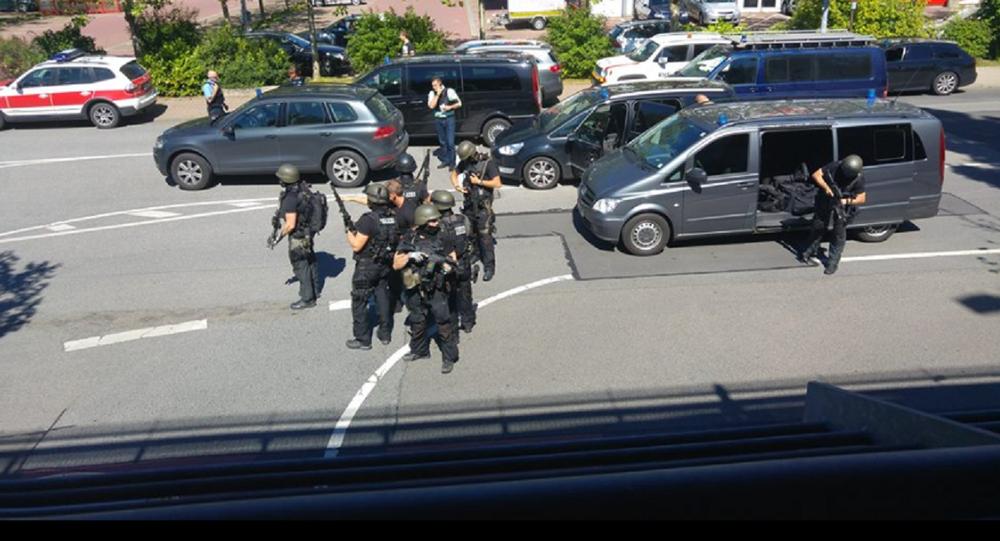 Ozbrojený muž střílel v kině na západě Německa