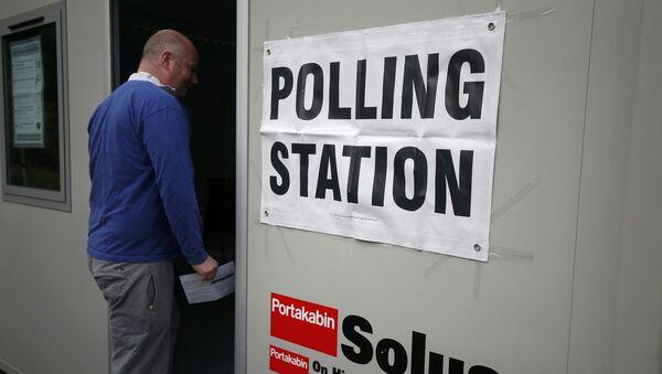 Referendum ve Velké Británii - Sputnik Česká republika