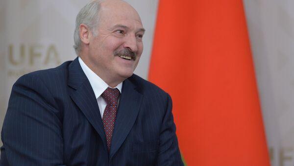 Alexander Lukašenko - Sputnik Česká republika
