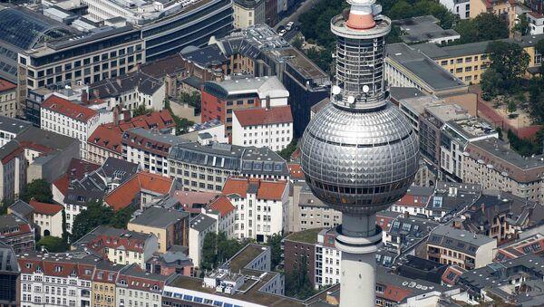 Berlín - Sputnik Česká republika