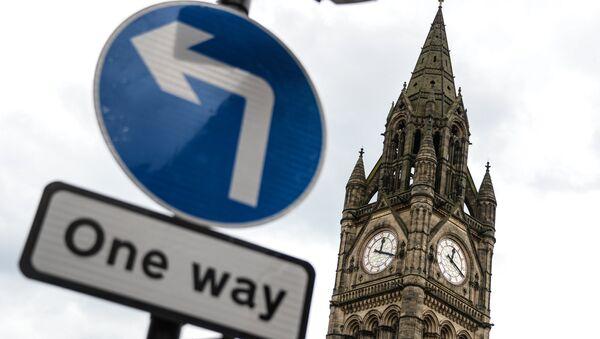 Manchester Town Hall - Sputnik Česká republika