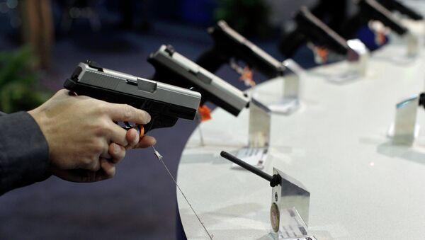 Prodej střelných zbraní - Sputnik Česká republika