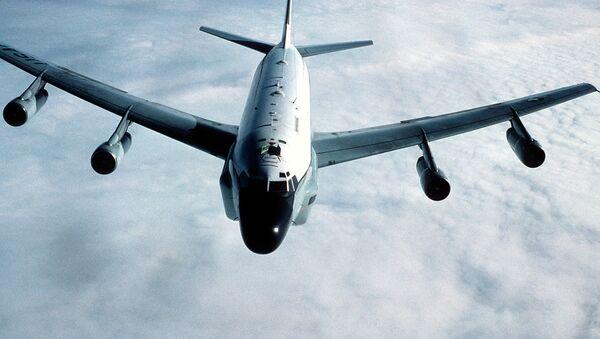Americký výzvědný letoun RC-135 - Sputnik Česká republika