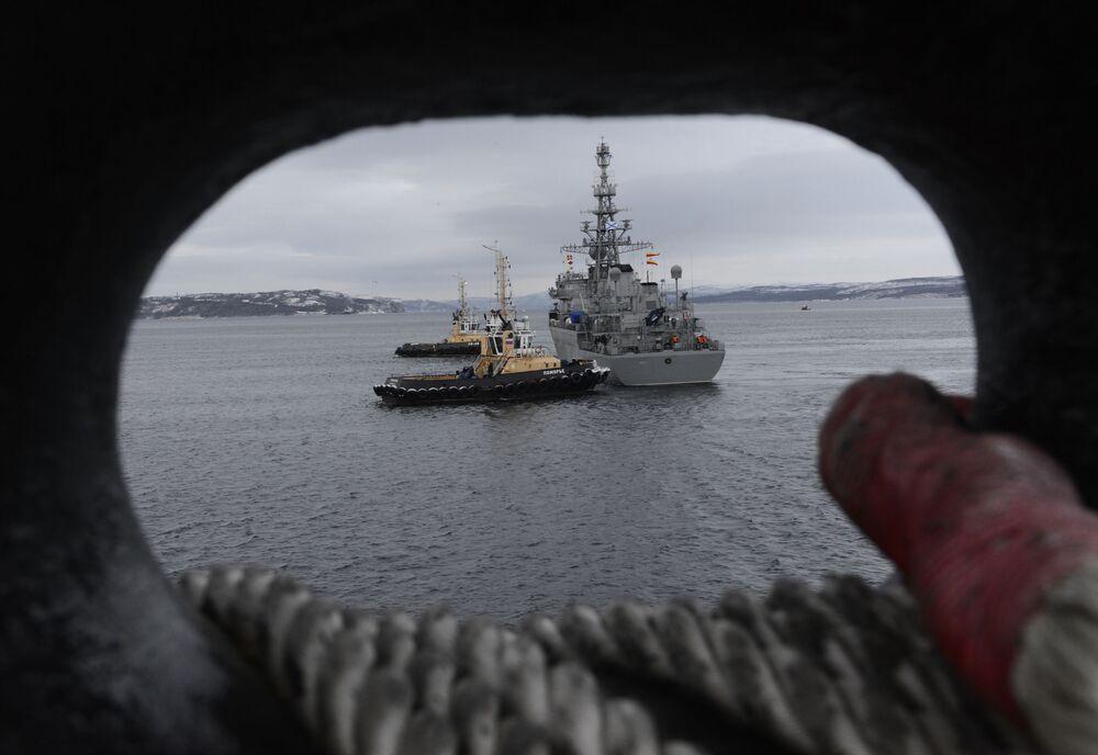 Všední dny Severní flotily