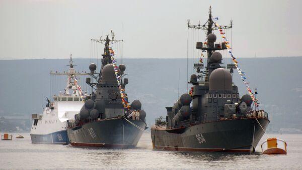 Válečné loďstvo RF - Sputnik Česká republika
