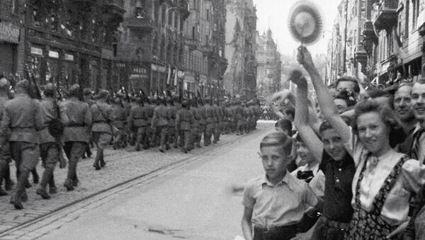 Praha v roce 1945 - Sputnik Česká republika