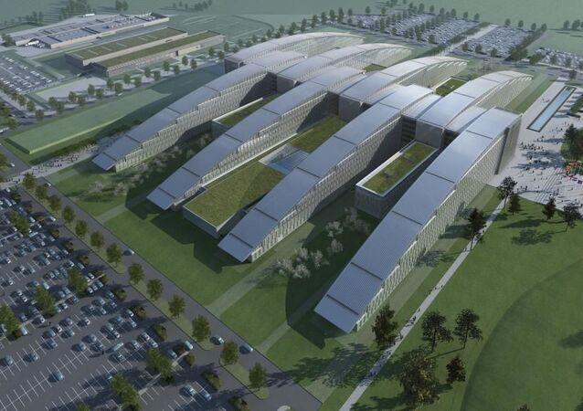 Projekt nového sídla NATO  v Bruselu
