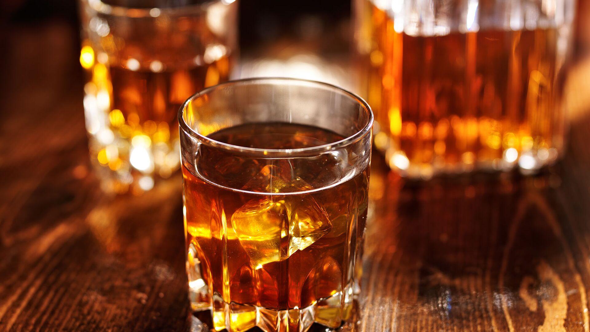 Whisky - Sputnik Česká republika, 1920, 01.08.2021