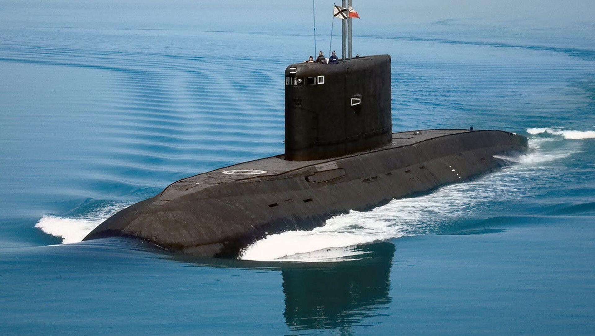 Ponorka Rostov na Donu - Sputnik Česká republika, 1920, 19.03.2021