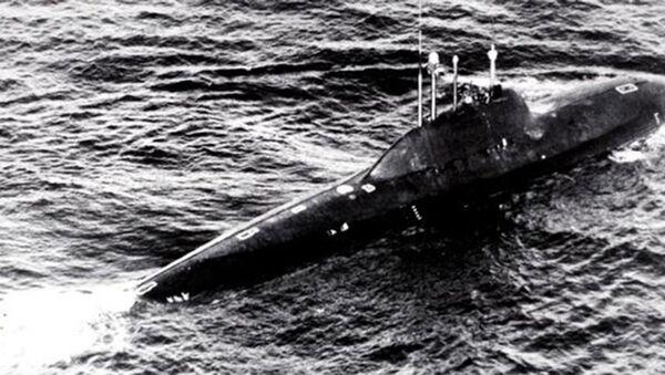 Ponorka projektu 705К Lira - Sputnik Česká republika