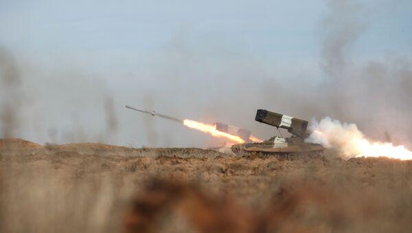 Raketomet TOS-1A - Sputnik Česká republika