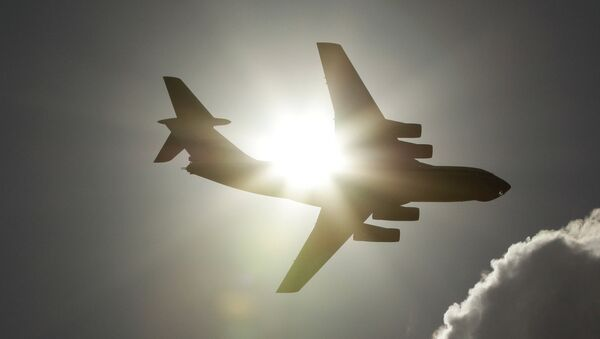 Il-76 - Sputnik Česká republika
