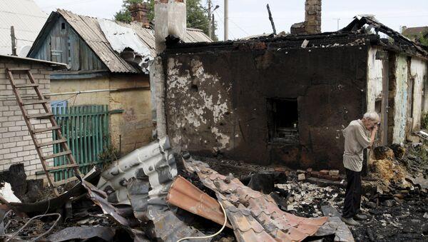 Situace v Donbasu - Sputnik Česká republika