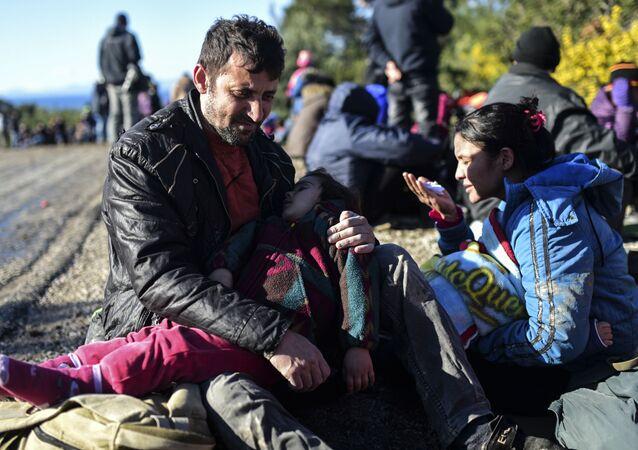 Uprchlíci na východě Turecka