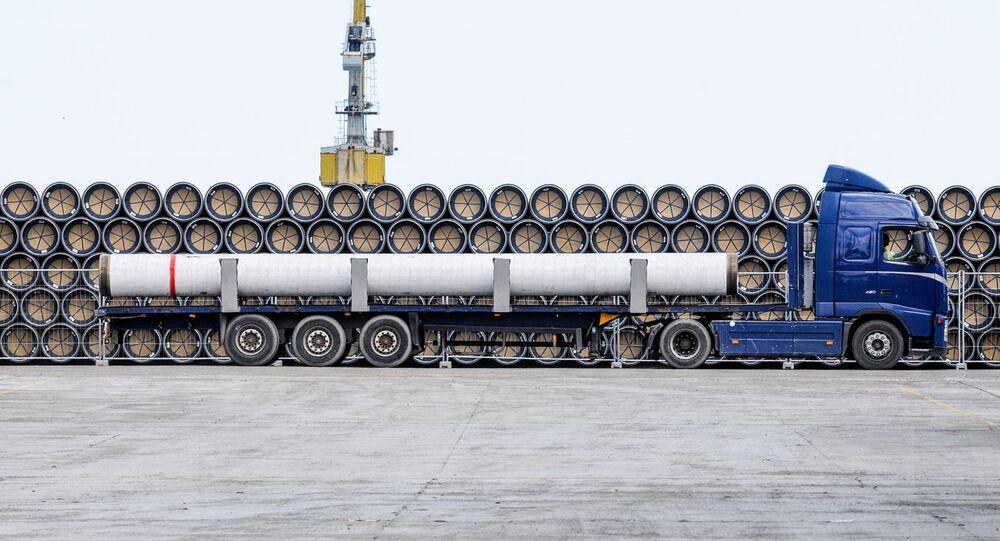 Stavba plynovodu Turecký proud