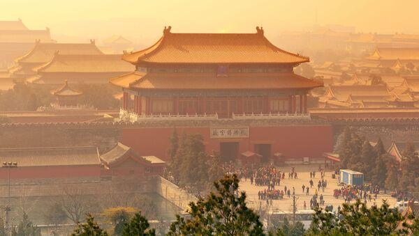 Zakázané město v Pekingu - Sputnik Česká republika