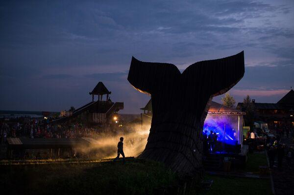Středověká Rus: festival Abalakskoe pole - Sputnik Česká republika