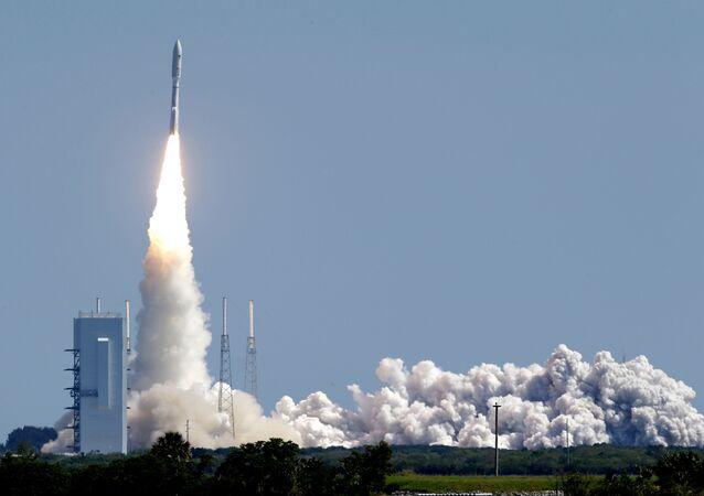 Start rakety. Ilustrační foto