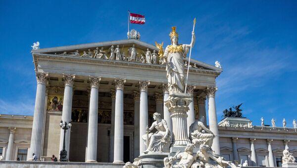 Rakouský parlament - Sputnik Česká republika