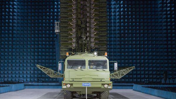 Radar typu Něbo - Sputnik Česká republika