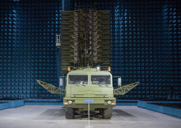 Radar typu Něbo