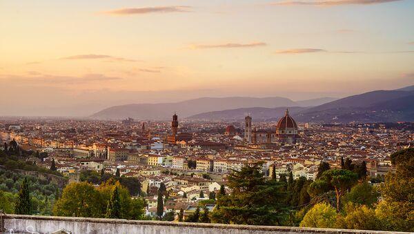 Florencie, Toskánsko - Sputnik Česká republika