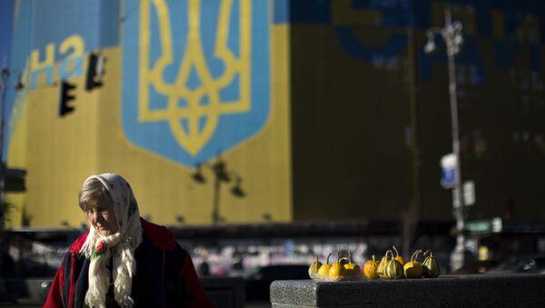 V ulicích Kyjeva - Sputnik Česká republika