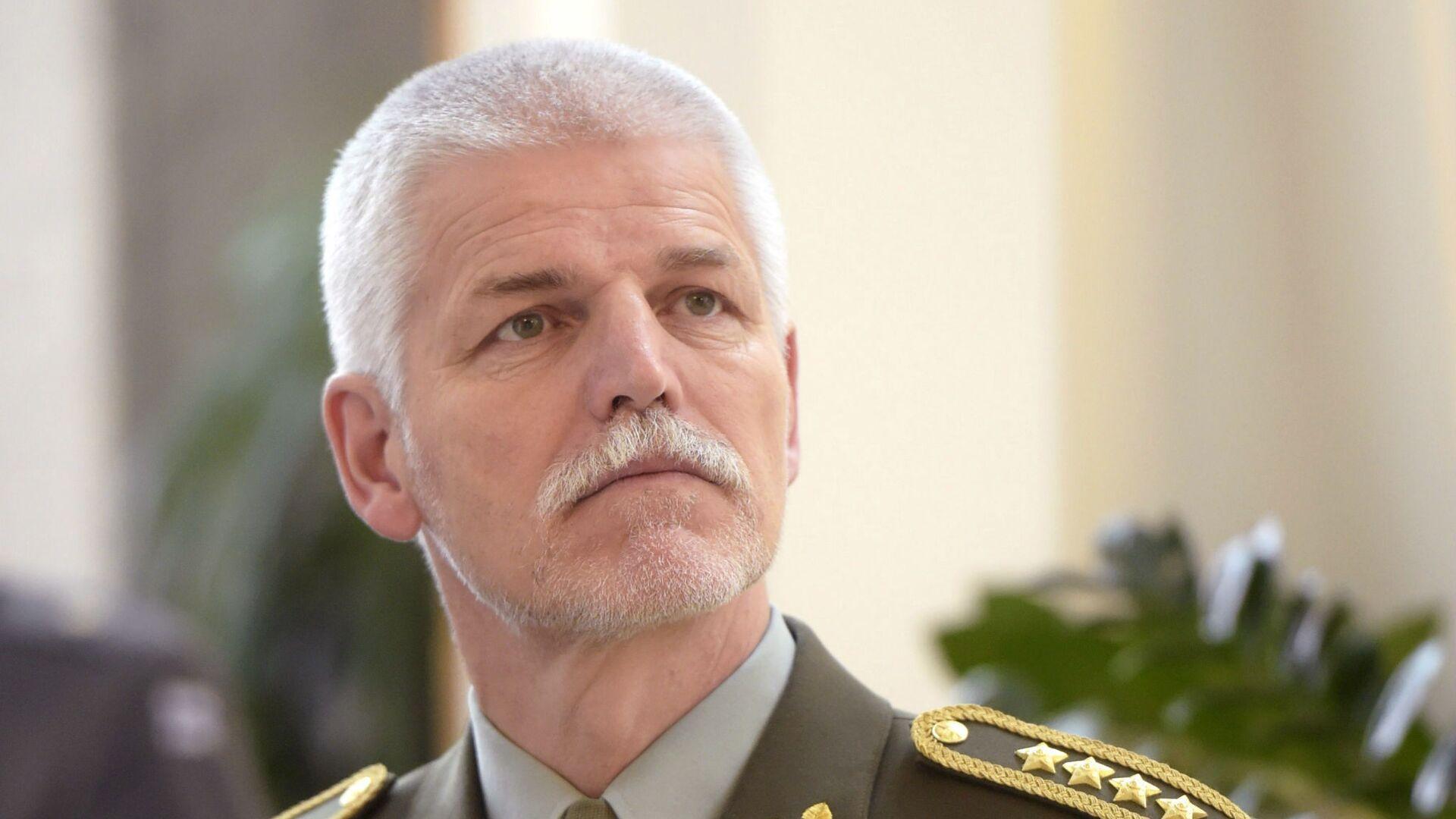 Generál Petr Pavel - Sputnik Česká republika, 1920, 13.08.2021