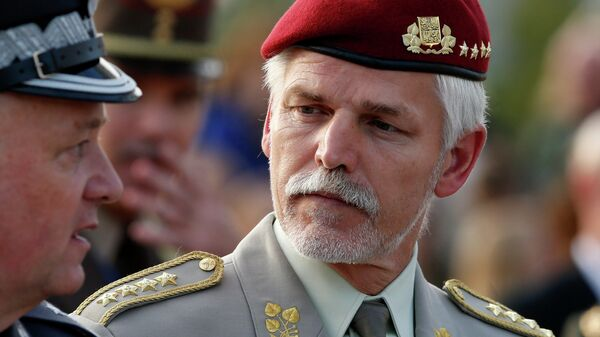 Generál NATO Petr Pavel - Sputnik Česká republika