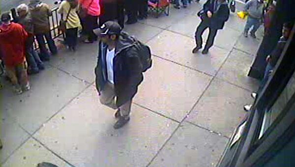 Teroristické útoky v Bostonu - Sputnik Česká republika
