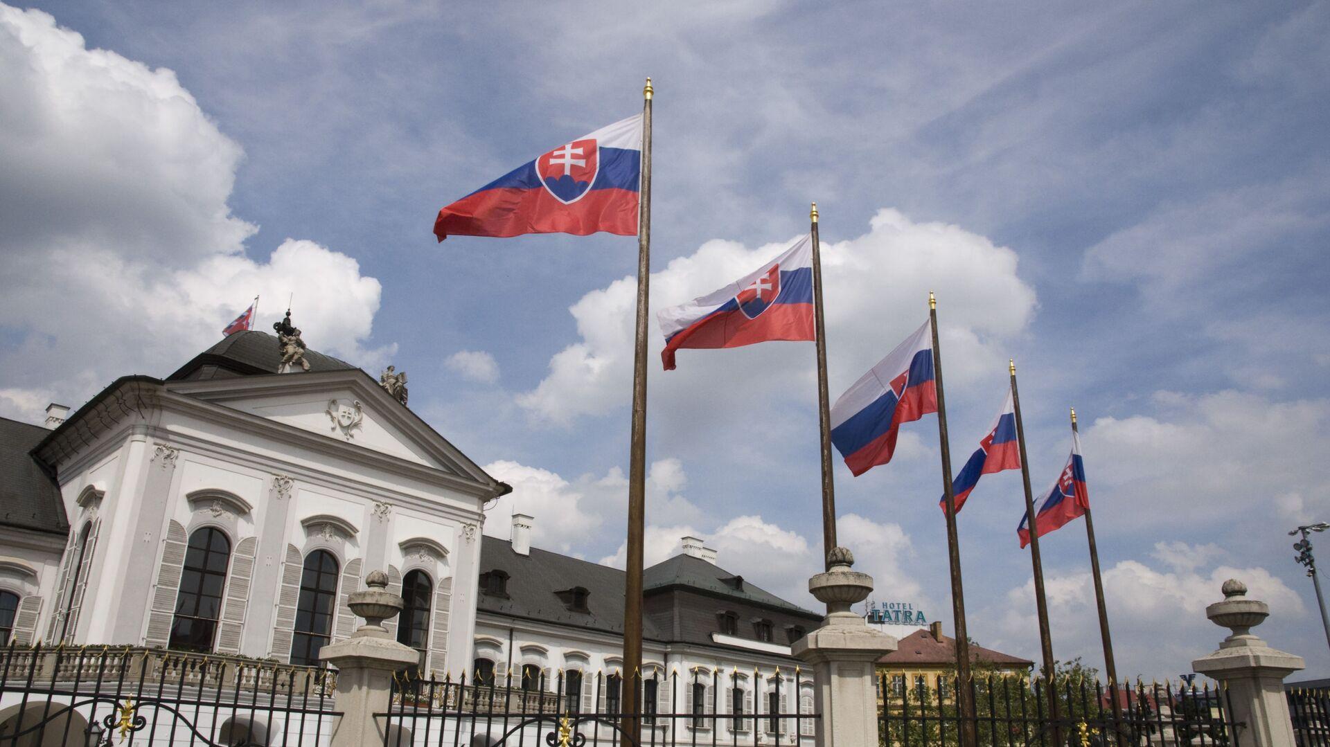 Prezidentský palác v Bratislavě - Sputnik Česká republika, 1920, 21.06.2021