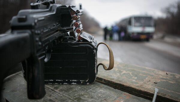 Situace na Donbasu - Sputnik Česká republika