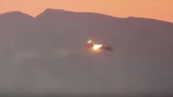 Zřícení Mi-25 - Sputnik Česká republika