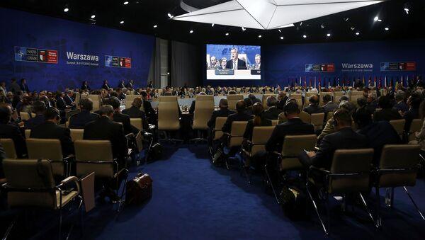 Summit NATO ve Varšavě - Sputnik Česká republika