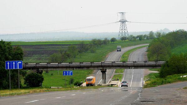 Silnice směrem k Oděse - Sputnik Česká republika