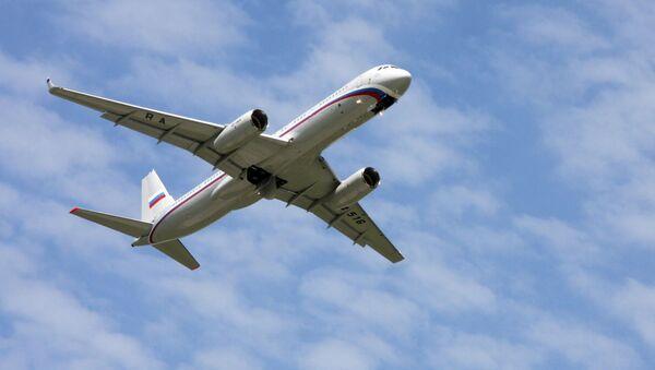 Letoun Tu-214 - Sputnik Česká republika